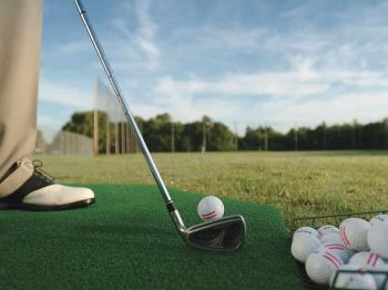 53% off Hour-Long Session of Golf Tuition - £14