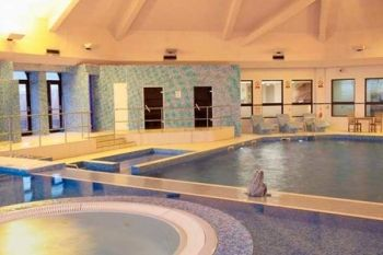 Spa Day For Two With Treatment and Afternoon Tea for £55 at 4* Westerwood Hotel & Golf Resort