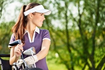 £28 for 'unlimited' rounds of golf for 2 including a burger, chips and soft drink each, £54 for 4 at Mersey Valley Golf & Country Club, Widnes
