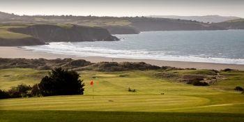 £29 -- Newport Coastal Course: 18 Holes for 2, Was £74