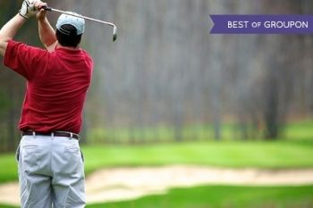 Shrivenham Park Golf Club: 18 Holes With Bacon Roll and Coffee For Two or Four from £14.95 (Up to 50% Off)