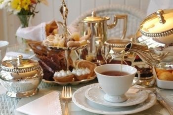 Afternoon Tea (from £12) With Bubbly (from £14) For Two or Four at Wilton Golf Club