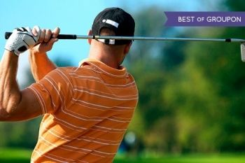 Round of Golf With Lunch For One (£24.95) or Two (£49) People at Gleddoch House Hotel and Golf Club (Up to 56% Off)