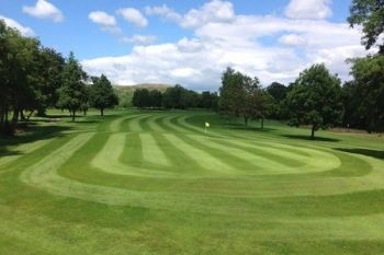 18 Holes of Golf For Two or Four With Hot Drink from £19.95 at Glynhir Golf Club (Up to 57% Off)