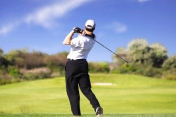 18 Holes of Golf With Bacon Rolls Each For Two (£19.95) or Four (£39.95) at The Grove Porthcawl (58% Off)