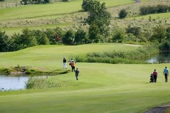 18 Holes of Golf With Sandwich and Range Balls from £35 at Willow Valley Golf (61% Off)