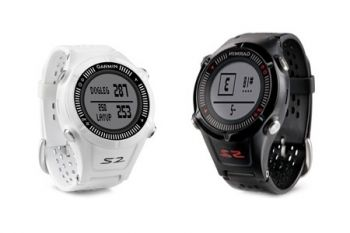 Garmin S2 Approach Golf Watch in Black or White for £116.99 With Delivery Included