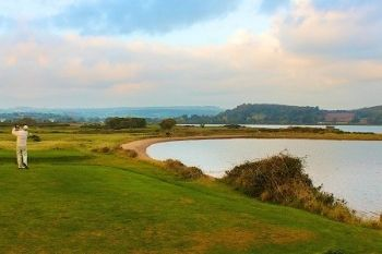 Warren Golf Club: 18 Holes and Beer For Two or Four from £23.90 (50% Off)