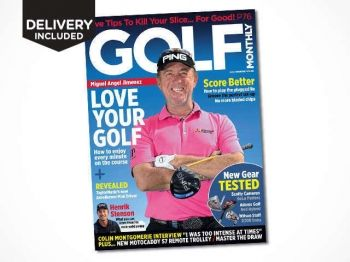 51% off Golf Monthly: 13-Issue Subscription - £29