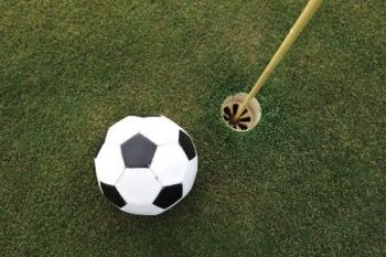 18 Holes of Footgolf Plus Drinks For Two or Four from £11 at UK Footgolf St Neots (Up to 48% Off)