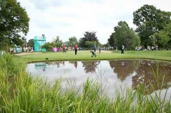 18 Holes of Golf With Sandwich For Two or Four from £19.50 at Nailcote Hall Hotel