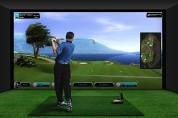 Two-Hour Golf Simulator Experience With Beer For Four for £29 at Ferndown Forest Golf Club (61% Off)