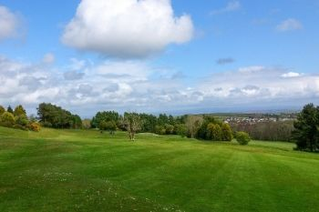 18 Holes of Golf For Two or Four from £25 at Looe Golf Club (Up to 72% Off)