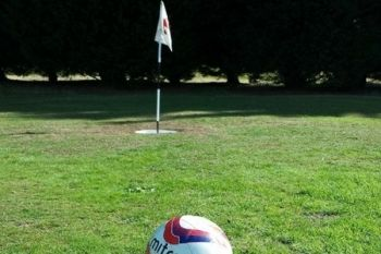 18 Holes of Footgolf For Two (£8) or Four (£15) People with Adventure Learning Foundation (Up to 46% Off)