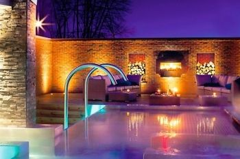 Bedford: 1 Night Spa or Golf Break With Breakfast and Dinner from £119 at 4* Wyboston Lakes Hotel