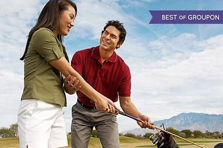 Golf Lesson With PGA Professional: One (£19) or Two (£29) at Shirehampton Park Golf Club (Up to 53% Off)