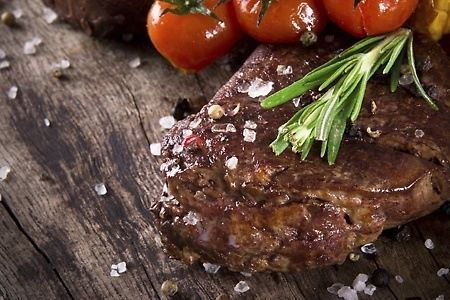 Two-Course Steak Meal For Two or Four from £19.90 at Grove Golf Club
