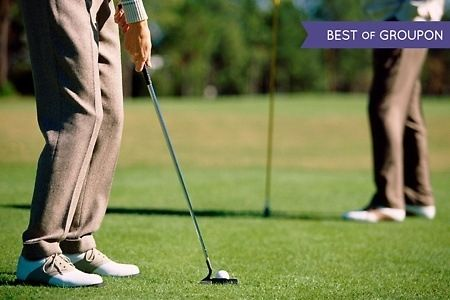 Pro Golf Lesson from £6 at Trent Park Golf Club (Up to 75% Off)