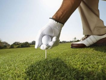 70% off Round of Golf for Two with Bacon Roll and Coffee - £39