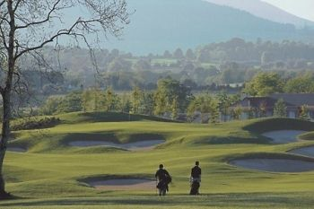 18 Holes, Range Balls and Lunch For Two (£65) or Four (£109) at Druids Heath Golf Course