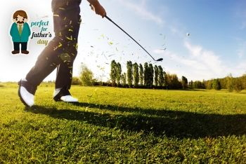 £29 instead of up to £60 for an up to 2-hour, 9-hole golf lesson with video analysis at GL Golf Academy, Birmingham - save up to 52%
