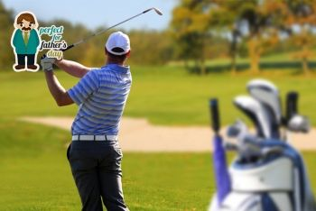 £19 for 18 holes of golf and bacon roll with hot drink for one person, £32 for two people or £54 for four people at West Lothian Golf Club - save up to 58%