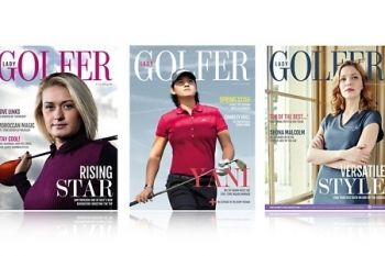 12-Month Lady Golfer Magazine Subscription for £14 With Delivery Included (67% Off)
