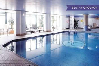 Spa Day With Treatments and Refreshments from £39 at 4 Star Hellidon Lakes Golf & Spa Hotel