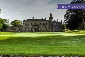 Bath: Stay For 2 With Breakfast, Dinner and Golf from £144 at the Tracy Park Golf & Country Hotel (Up to 48% Off)