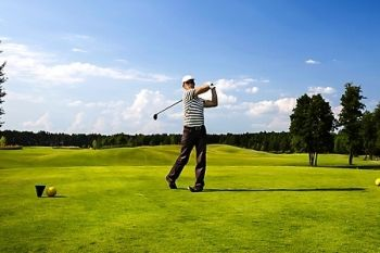 Ridgeway Golf Club: 18 Holes and Hot Dog For Two or Four from £12.95 (50% Off)