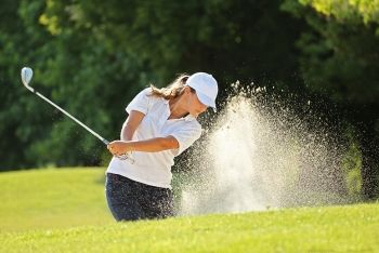 £49 for a 'learn golf in a day' tutorial including lunch and refreshments from Ramsdale Park Golf Centre