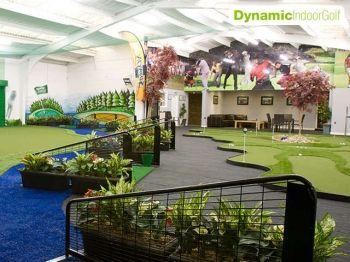 53% off Indoor Golf Experience - £9.95