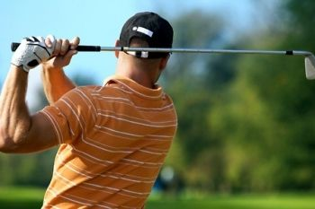 Dinner, Golf and Spa For Two or Four People from £39 at Shaw Hill