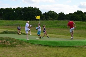 Footgolf Experience For Four from £10 at Wokingham Family Golf (50% Off)