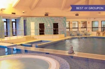 18 Holes of Golf, Meal and Spa Pass For One (£19.95) or Two (£38) at 4* The Westerwood Hotel & Spa
