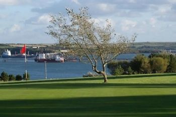 Milford Haven Golf Club: 18 Holes and Bacon Roll For Two or Four from £29.95 (Up to 45% Off)