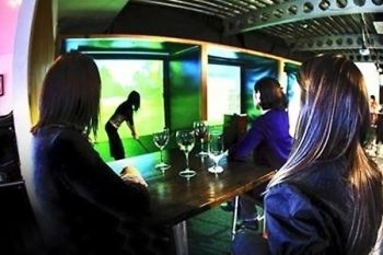 Indoor Golf (£19), With Pizza (from £24) and Beers (from £29) For Four People at CitiGolf (Up to 53% Off*)