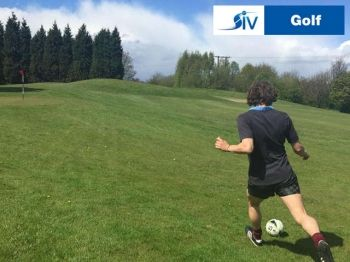 58% off 12 Holes of Footgolf for Four - £10