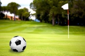 Footgolf: 18 Holes With Meal and Drink For One Child (£8) or Adult (£10) at Ravenmeadow Golf Centre (Up to 40% Off)