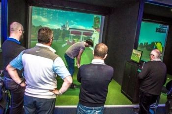 Two Hours of Golf With Simulator at iPlayGolf (Up to 68% Off)