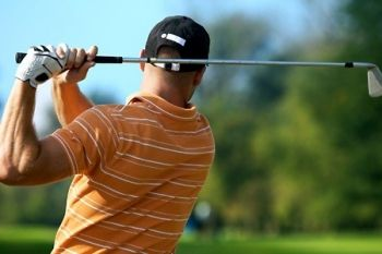 Golf with Bacon Roll and Tea or Coffee at Nazeing Golf Club