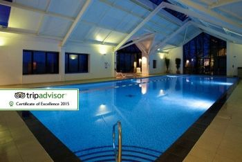 From £89 (with Great Little Breaks) for a 1nt stay for two with breakfast, leisure access and golf or tennis at Highbullen Hotel, Golf & Country Club - save up to 40%