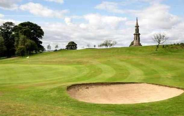 18 Holes for 4 including Bacon Roll & a Tea or Coffee each at West Lothian Golf Club