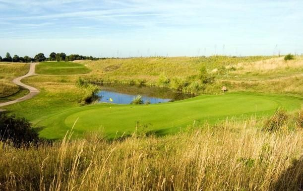 Golf for 2 plus Ham, Egg and Chips each at Channels Golf Club