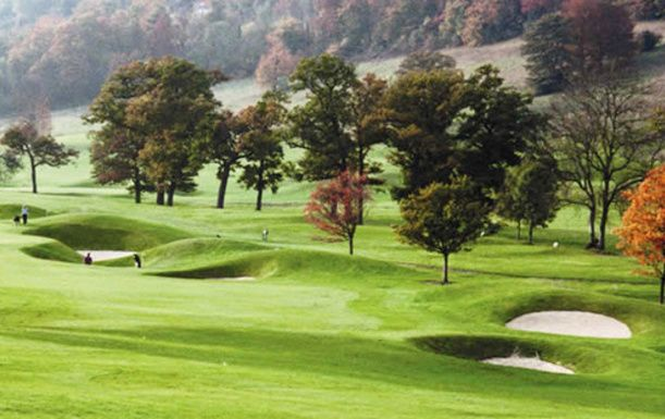 Unlimited Day of Golf for 2 at Woldingham Golf Club