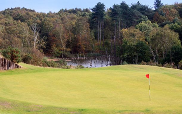 Golf for Two plus Range Balls and a Drink at Mansfield Golf Club