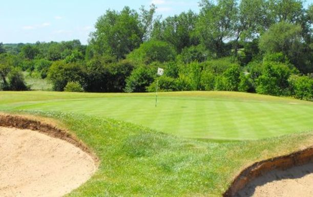 Golf for 2 at Henley Golf Club with a Bacon Roll a Drink and Range Balls