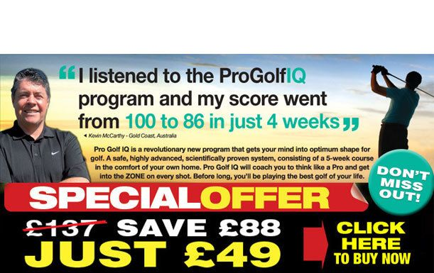 Pro Golf IQ - Training Your Mind For Golf