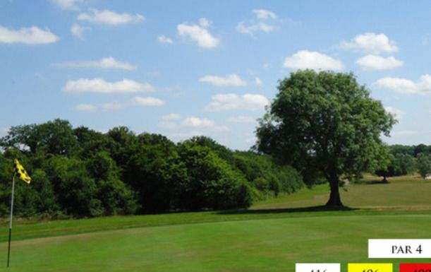 Golf for 2 at The Kent and Surrey Golf Club