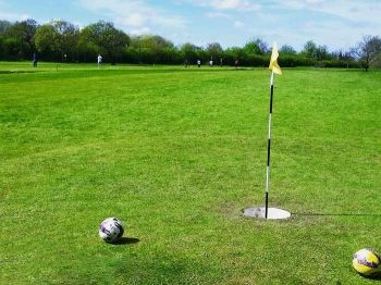 33% off Round of Footgolf for Two - £8